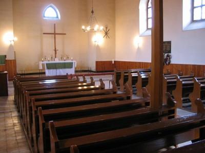 Templombelső II. - small